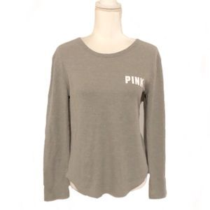 ⭐️3for$25 Pink VS Long Sleeve Thermal